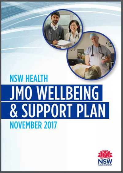 JMO Support Plan